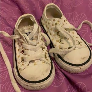 Baby Girl Converse